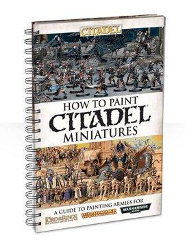 Citadel How To Paint Citadel miniatures
