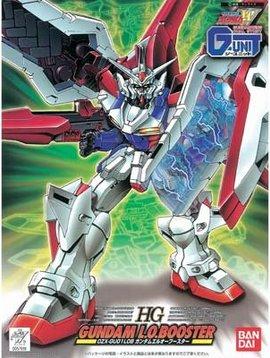 Bandai BAN057918 1/144 L.O. Booster Gundam Wing G-Unit HG