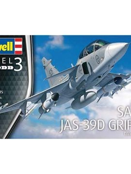 RVL 03956 1/72 Saab JAS-39D Gripen Twinseater
