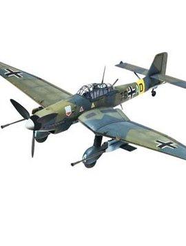 Revell RMX855270 1/48 Stuka Dive Bomber Ju87G-1