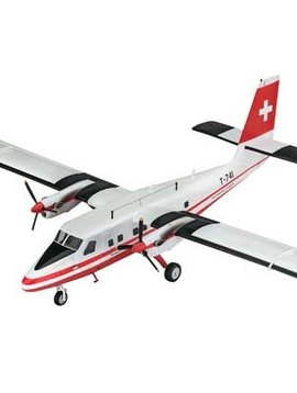 "RVL 03954 1/72 DHC-6 Twin Otter ""Swisstopo"