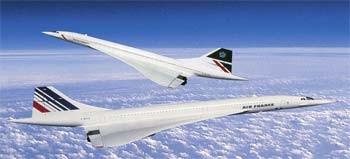 RVL 04257 1/144 Concorde British Air