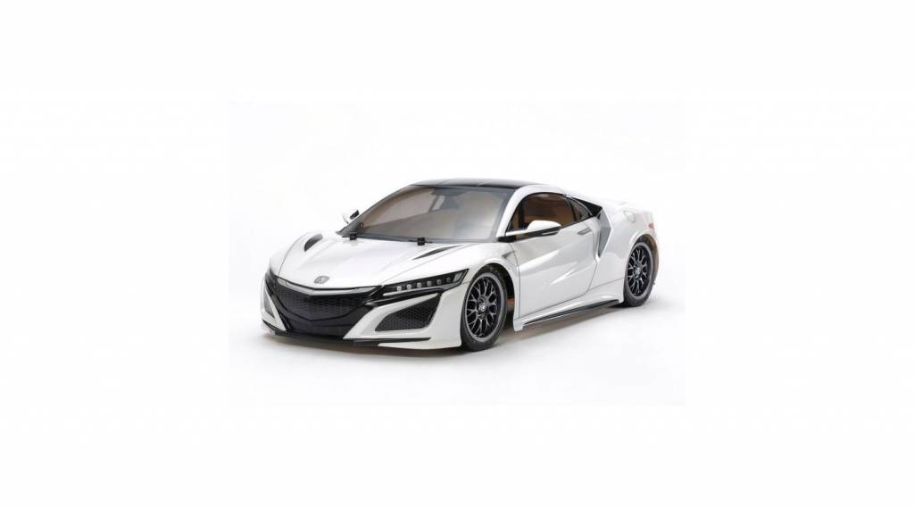 Tamiya TAM58634 NSX TT-02 4WD Shaft Drive On Road