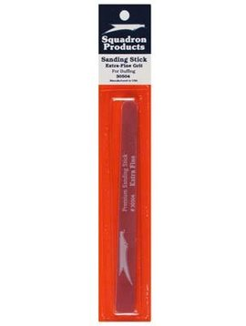 Squadron Products Sanding Stick,Extra Fine