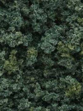 Woodland Scenics WOOFC137 Underbrush Bag, Dark Green/18 cu. in.