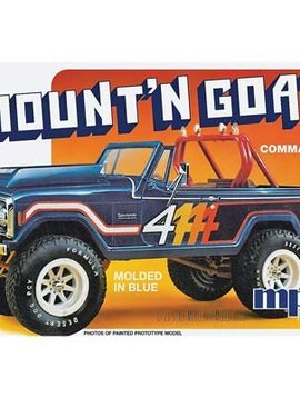 MPC887/12 1/25 Jeep Commando Mount 'N Goat