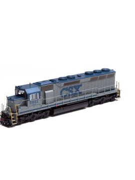 Atherns ATH65124 HO RTR SD45 w/DCC & Sound, CSX #8942