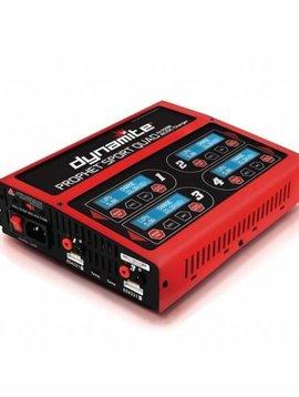 Dynamite DYNC2050 Prophet Sport Quad 4 X 100W AC/DC Charger