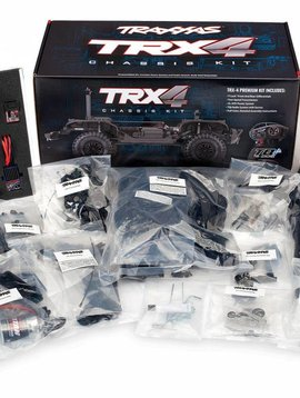 Traxxas 82016-4 TRX-4 Assembly Kit: 4WD Chassis with TQi Traxxas Link Enabled 2.4GHz Radio System