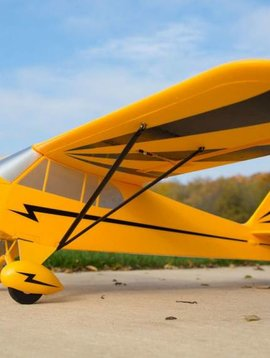 EFL Clipped Wing Cub 1.2m BNF Basic with AS3X and SAFE (EFL5150)