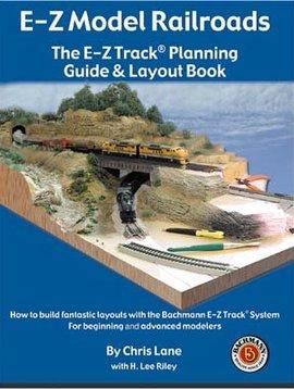 BAC 99978 E-Z Model RRs Track Planning Book HO