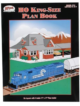 ATL 14 HO Kingsize Plan Book