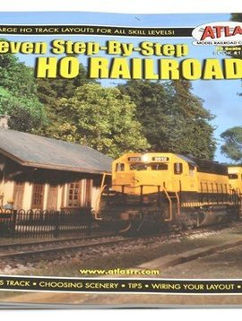 ATL 13 Seven Step-By-Step HO Railroads