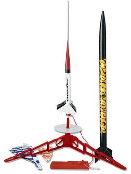 ESTES EST1469N Tandem-X Launch Set E2X Easy-to-Assemble/Skill L1
