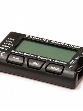 INT INTC23858 Cell Master-7 Digital Battery Capacity Checker