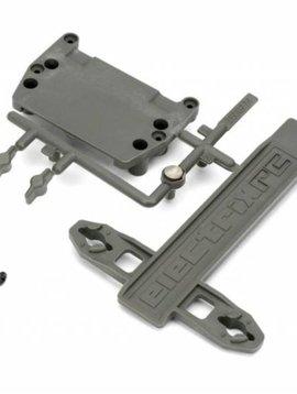 ECX ECX1088 Battery Strap, ESC Plate: 1:10 2wd Circuit, Boost