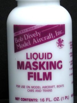 DIV 3010 Liquid Masking Film 16 oz