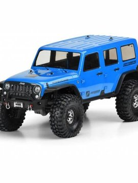 Proline Racing pro3502-00 Pro-Line Jeep Wrangler Unlimited Rubicon Clr Body TRX-4