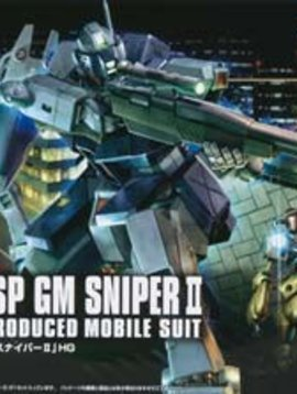 Bandai BAN177916 1/144 #146 GM Sniper II Gundam HG