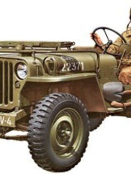 TAM 35219 1/35 US Willys MB Jeep