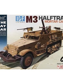 DML 3597 1/35 IDF M3 Halftrack Mortar Carrier