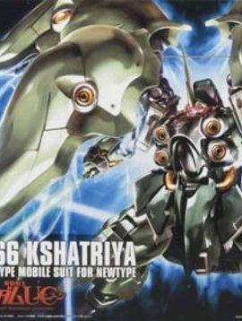 Bandai BAN160542 1/144 #99 NZ-666 Kshatriya Gundam HG