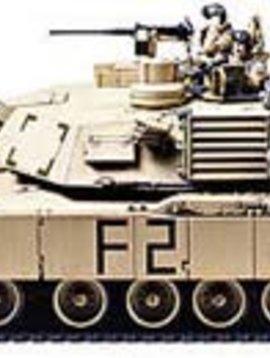 TAM 35269 1/35 M1A2 Abrams 120mm Gun Tank