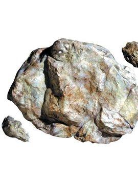 Woodland Scenics WOOC1238 Rock Mold, Weathered Rock