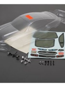 Vattera VTR230039 2015 Ford Mustang Body Set Unpainted