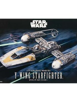 Bandai BAN196694 1/72 Y-Wing Star Fighter Star Wars