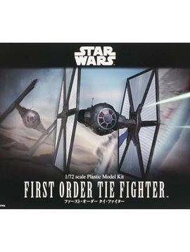 BAN 203218 1/72 First Order Tie Fighter SW Force Awkns