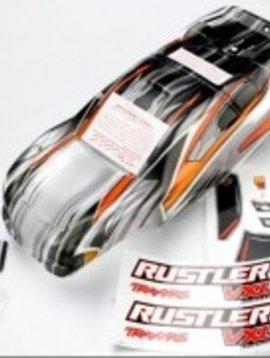 Traxxas TRA3715 Body Rustler VXL ProGraphix