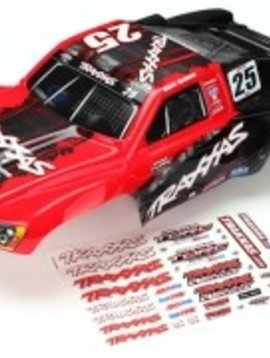 Traxxas TRA6825X Body Slash 4x4 Mark Jenkins #25 (pntd/decals)