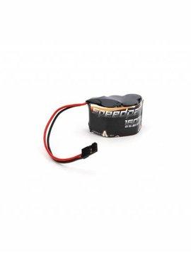 Dynamite DYN1453 6V 1600mAh Ni-MH Receiver Pack, 3+2 Hump