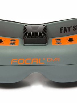 FSV Focal FPV Headset w. guitar SPMVR2520