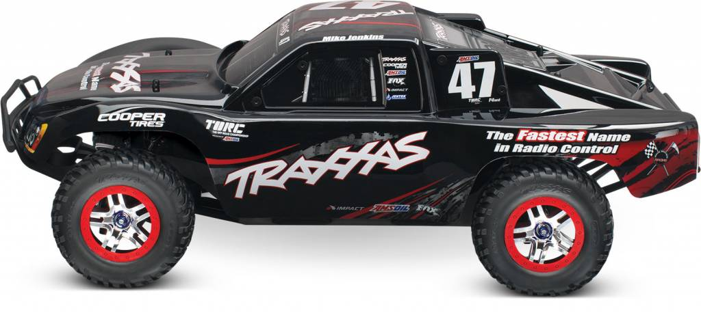 Traxxas TRA68077-24 1/10 Slash 4X4 Ultimate