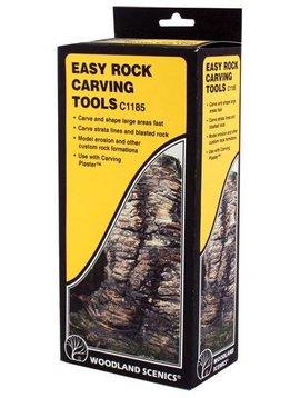 Woodland Scenics WOOC1185 Easy Rock Carving Tools
