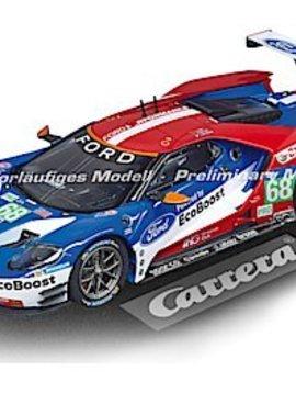 carrera Carrera 30771 Ford GT Race Car, Digital 132 w/Lights