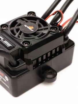 Dynamite DYN4955 Fuze 130A Sensorless Bl WP ESC: 4WD SCT 1/8