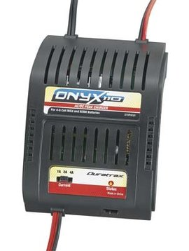 DTX Onyx 110 AC/DC Peak Charger NiCD NiMH