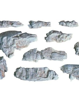 Woodland Scenics WOOC1230 Rock Mold, Outcroppings