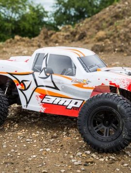 ECX 1/10 AMP MT 2WD Monster Truck Brushed RTR
