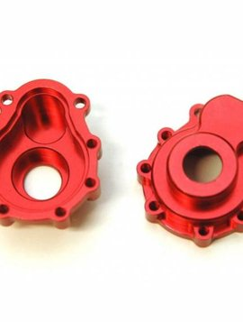 STRC ST8251R Aluminum Portal Drive Outer Housing TRX-4 Red