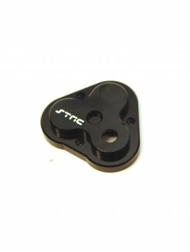 STRC ST8291BK CNC Aluminum Center Gearbox Housing Cover, Black: TRX-4