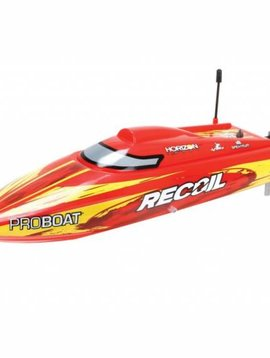"PRB Recoil 17"" Self-Righting Deep V Brushless: RTR"