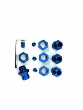 STRC ST1654-17B Hex Conversion Kit 17mm Slash 4x4/Rally/Stmp