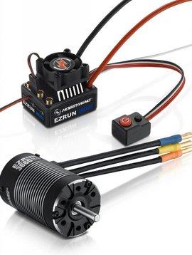 Hobbywing Max10 ESC Combo with 3652SL 3300KV Sensorless Motor