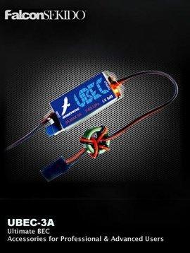 Hobbywing 86010010  UBEC 3A (2-6S Lipo Input)