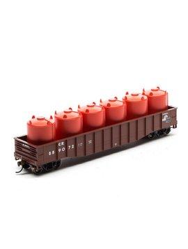 RND HO 50' Gondola w/Canisters Load, CR 589072