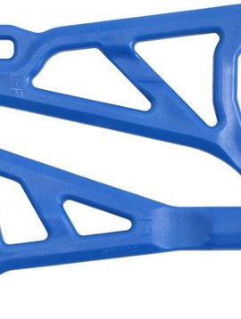 RPM RPM70375 Blue Front Left A-arms for the Traxxas Summit Revo